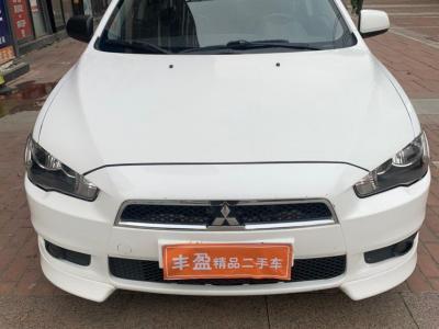 2011年10月 三菱 翼神  时尚版 1.8L CVT豪华型图片