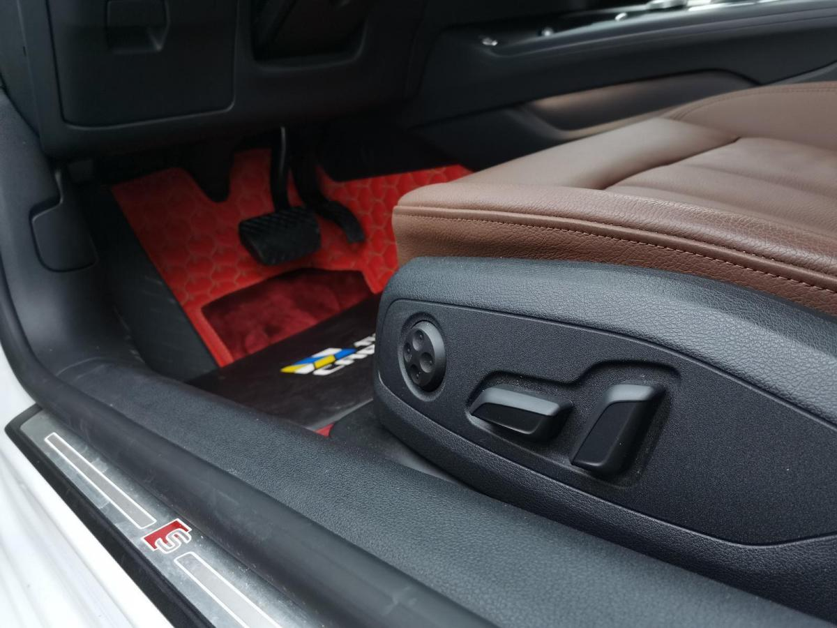 奥迪 奥迪A5  2017款 Coupe 40 TFSI 时尚型图片