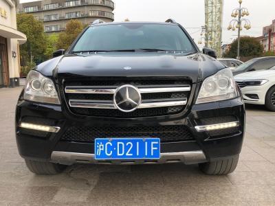 2012年8月 奔馳 奔馳GL級(進口) GL 350 柴油美規版圖片