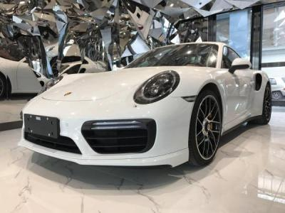 保时捷 911 Turbo S Cabriolet 3.8T图片