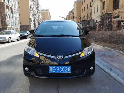 豐田 普瑞維亞  2012款 3.5L 7人座豪華型圖片