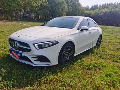 2019年3月 奔驰 奔驰A级 A 200 L 运动轿车先行特别版图片