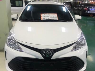 2019年6月 丰田 威驰 1.5L CVT创行版图片