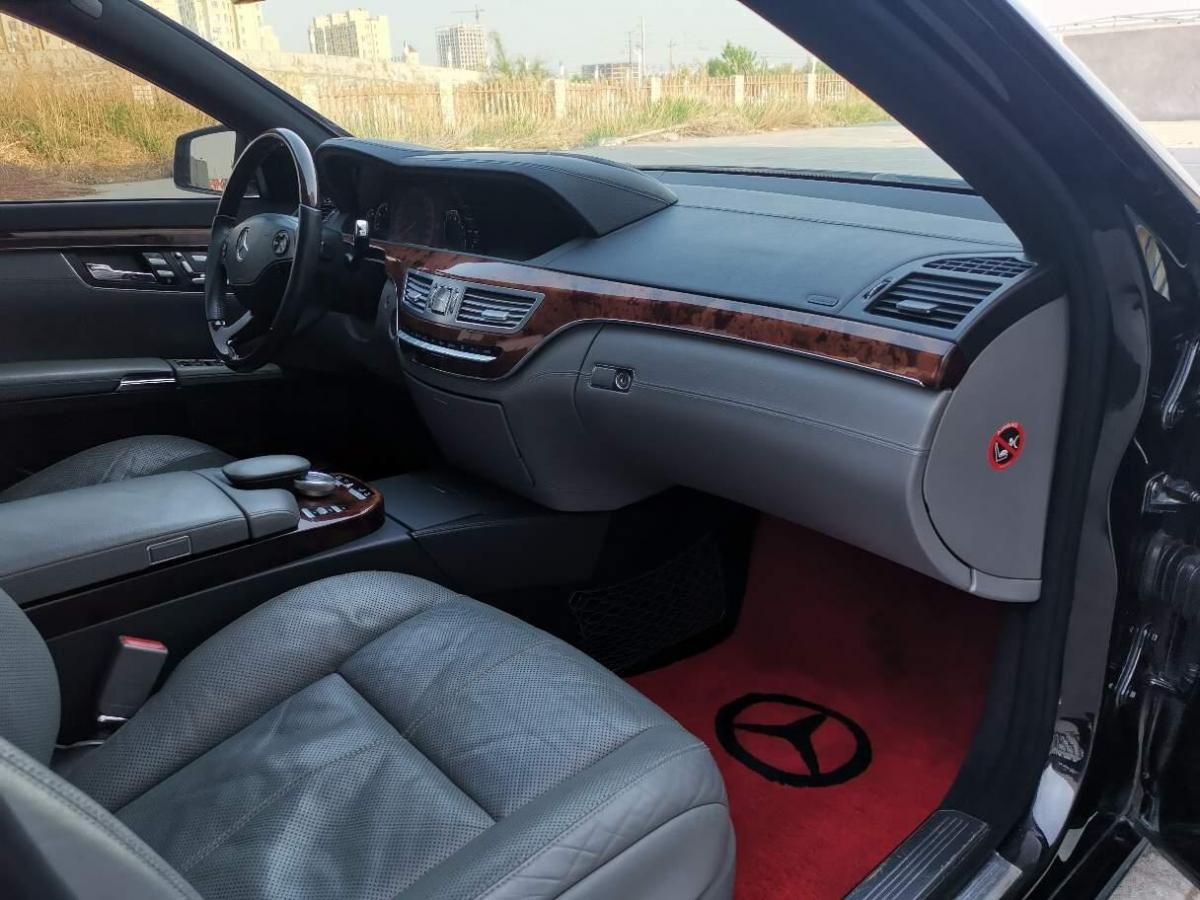 奔驰 奔驰S级  2006款 S500 5.0L图片