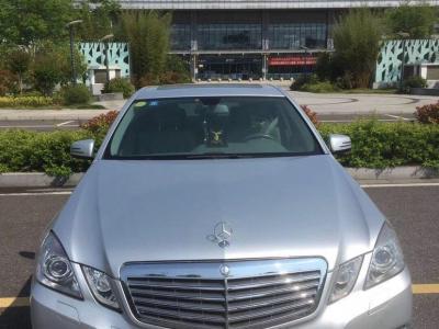 2011年6月 奔驰 奔驰E级  E 200 L CGI优雅型图片