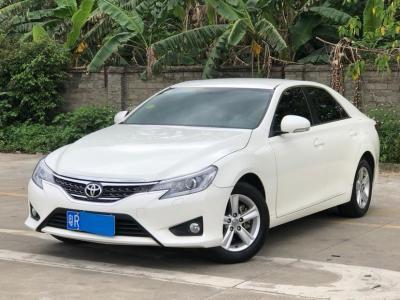 豐田 銳志  2013款 2.5V 菁銳版圖片