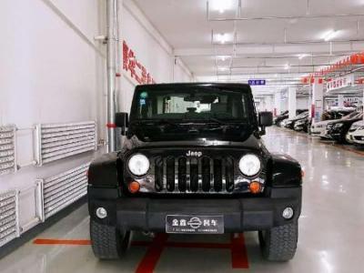 2009年9月 Jeep 牧马人 3.8L 自动档 旗舰型 两门图片