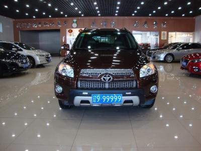 丰田 RAV4荣放  2011款 2.0L 自动豪华版图片