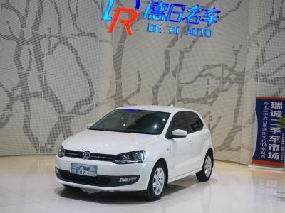 大众 Polo  2014款 1.4L 自动舒适版图片