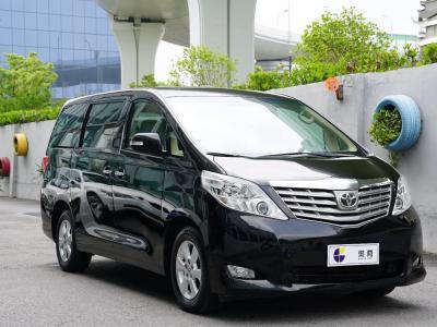 2011年10月 丰田 埃尔法(进口) 2011款 2.4L 豪华版图片