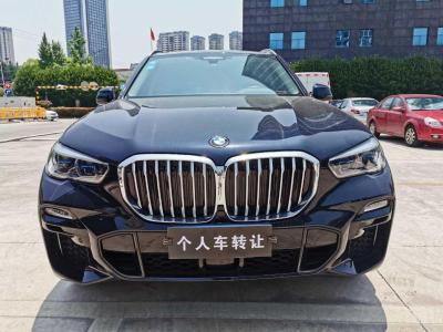 2019年6月 宝马 宝马X5  xDrive40i 尊享型 M运动套装图片
