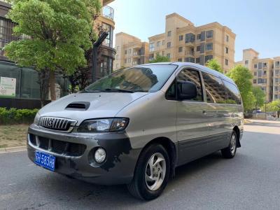 江淮 瑞风 2.8T穿梭 柴油舒适版HFC4DA1-2B1图片