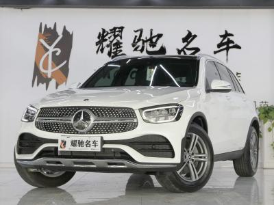 奔馳 奔馳GLC  2020款 GLC 260 4MATIC 轎跑SUV圖片