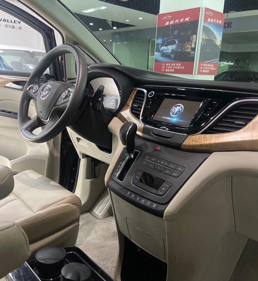 别克 GL8  2017款 ES 28T 舒适型 国V图片