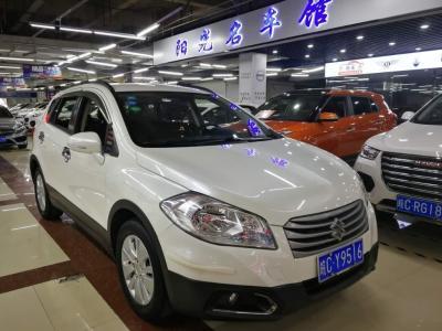 铃木 锋驭  2015款 1.6L CVT两驱精英型