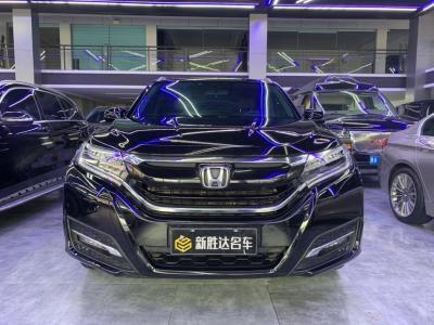 本田 UR-V  2017款 370TURBO 兩驅尊貴版圖片