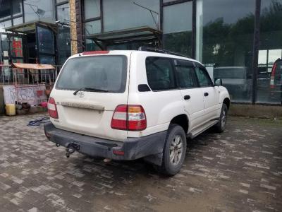 丰田 兰德酷路泽  2003款 4.7L