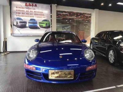 保时捷 911  GT3 RS 3.6图片