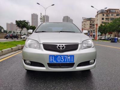 2008年1月 丰田 威驰  1.5L GL-i AT图片