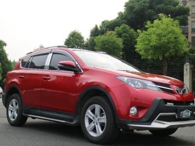 丰田 RAV4荣放  2013款 特享版 2.0L 自动精英