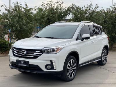 2018年1月 广汽传祺 GS4 235T 自动两驱豪华智联百万纪念版图片