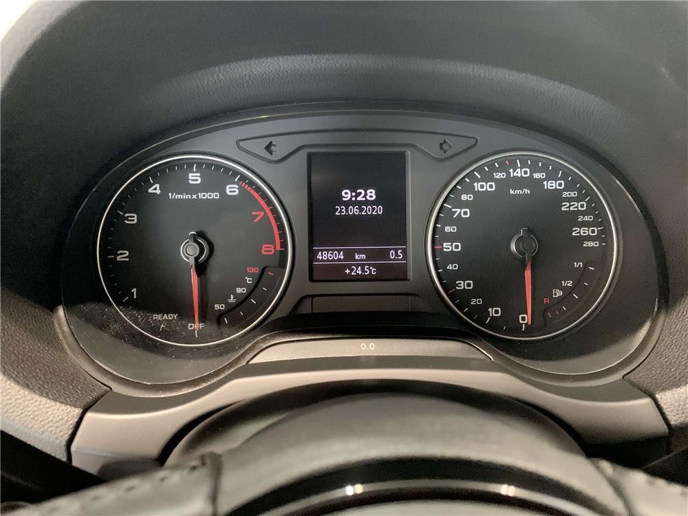 奥迪 奥迪A3  2018款 30周年年型 Limousine 35 TFSI 时尚型图片