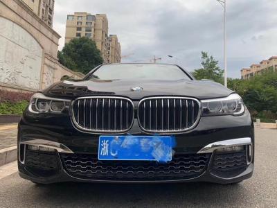 2019年6月 宝马 宝马7系   730Li M运动套装图片