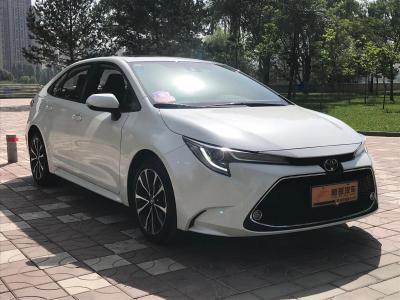 豐田 雷凌  2019款  185T CVT運動版 國VI圖片