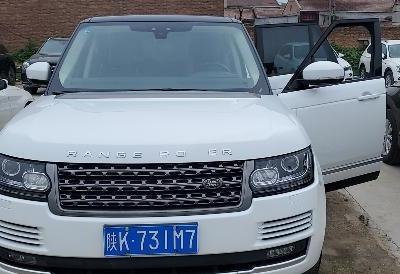2017年6月 路虎 揽胜(进口) 3.0 V6 SC 盛世版图片