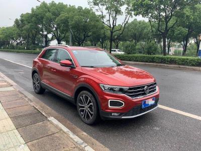 2019年6月 大众 T-ROC探歌  280TSI DSG两驱舒适型图片