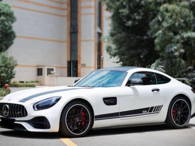 2019年11月 奔驰 奔驰AMG GT AMG GT图片