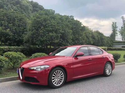 2019年6月 阿尔法·罗密欧 Giulia 2.0T 280HP 豪华版图片