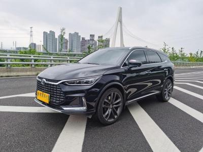 比亚迪 唐新能源  2019款 EV600D 四驱智联创世版 5座图片