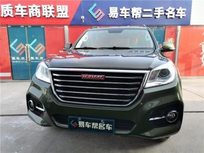 哈弗 H9  2017款 2.0T 柴油四驱舒适型 5座