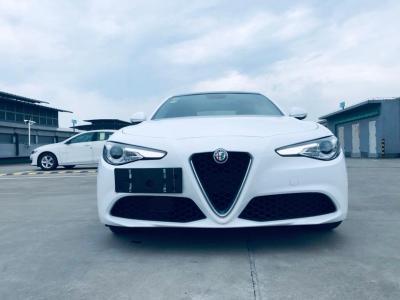 2018年6月 阿尔法·罗密欧 Giulia 2.0T 280HP 豪华运动版图片