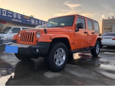 2012年4月 Jeep 牧马人(进口) 3.6L Sahara 四门版图片