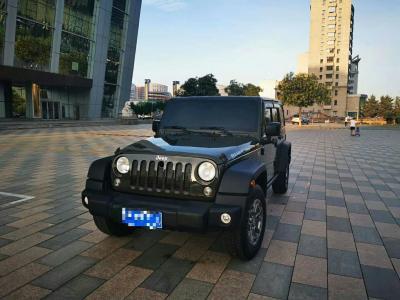 Jeep 牧馬人  2015款 3.6L Rubicon 四門版