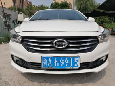 广汽传祺 GA3S视界  2014款 1.6L 自动精英ESP版