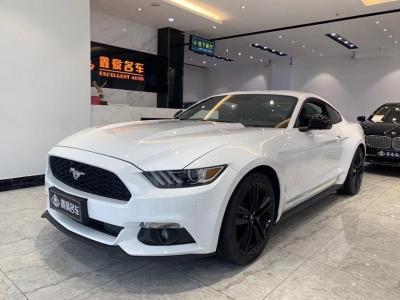 福特 Mustang  2015款 2.3T 运动版
