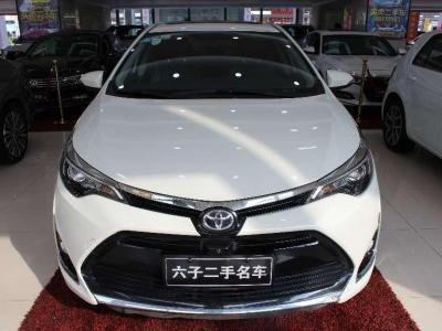 2018年7月 丰田 雷凌 改款 185T CVT精英版 国V图片