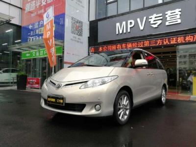 丰田 普瑞维亚  2.4L CVT 豪华型图片