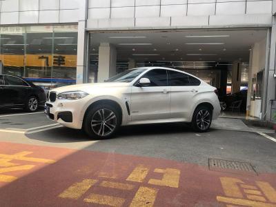 2019年9月  宝马 2019款 宝马X6 xDrive35i尊享型 M运动套装 图片