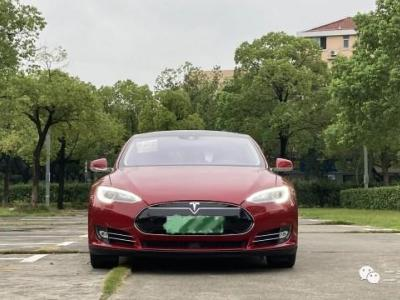 特斯拉 Model S Model S 85D图片
