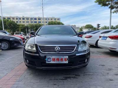 2009年11月 大众 辉腾(进口) 3.6L V6 5座加长舒适版图片