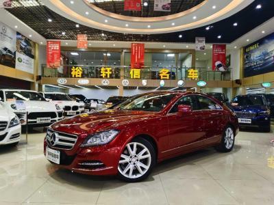 奔驰 奔驰CLS级  2012款 CLS 300 CGI
