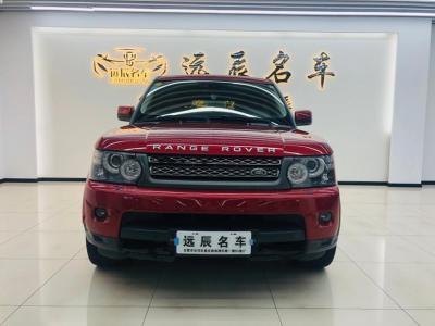 2011年9月 路虎 揽胜运动版(进口) 5.0 V8 SC HSE图片