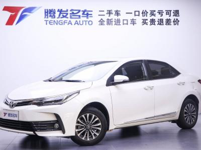2019年3月 丰田 卡罗拉 1.2T S-CVT GL-i智辉版图片