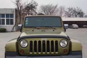 Jeep 牧马人  3.8 四门 Wrangler 冰川纪念版