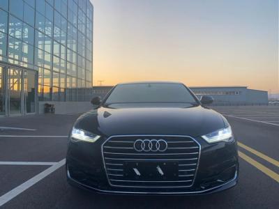 奥迪 奥迪A6L  2018款 TFSI 进取型