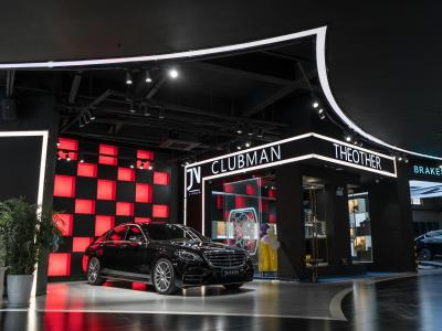奔驰 奔驰S级  2018款 S 500 L 4MATIC图片